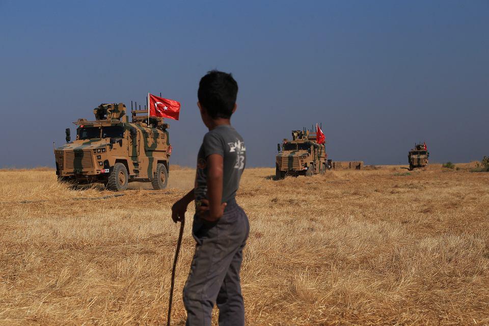 Koniec sojuszu Ameryki z syryjskimi Kurdami. Trump dał Erdoganowi zgodę na ich zniszczenie
