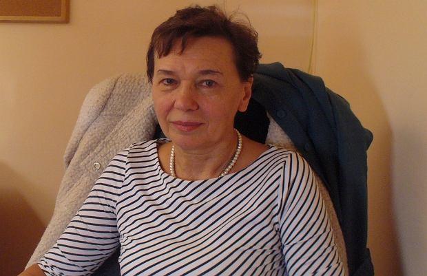 Pani Zofia, lekarka z Polski, która pracuje w Syrii