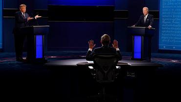 Debata w USA.