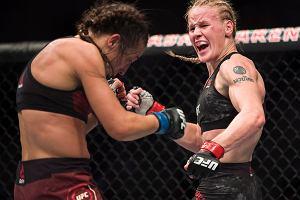 UFC 231. Joanna Jędrzejczyk przegrała. Szewczenko: Bałam się
