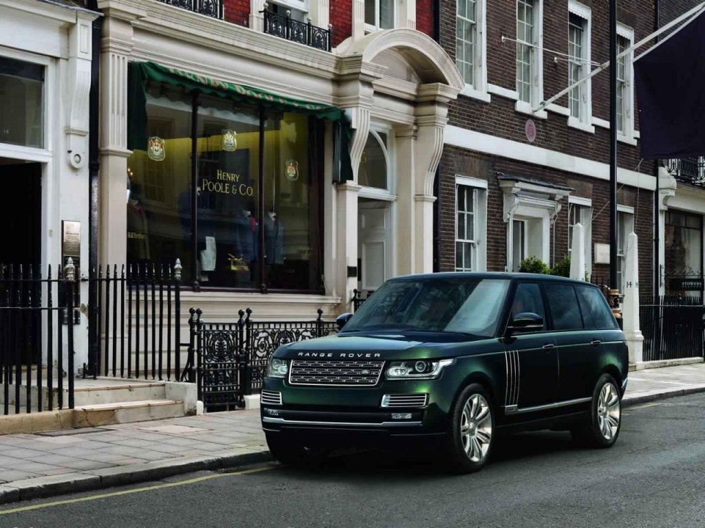 Range Rover Holland & Holland
