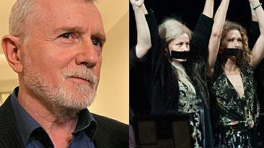 Aktorzy Teatru Polskiego we Wrocławiu chcą odwołania dyrektora Cezarego Morawskiego