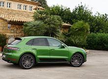 Opinie Moto.pl: Nowe Porsche Macan i Macan S - samochodowa Liga Mistrzów