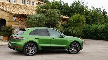 Nowe Porsche Macan 2018