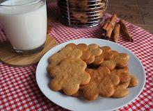 Ciasteczka miodowo-imbirowe - ugotuj