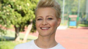 Lekarze o kobietach rodzących po czterdziestce mówią 'mamy last minute'. A jest tych mam coraz więcej. Nie tylko w świecie show-biznesu, gdzie wszystko możliwe, lecz także wśród nas. Potwierdzają to cyfry. Na zdjęciu polska aktorka,Małgorzata Kożuchowska, która urodziła pierwsze dziecko w wieku 43 lat.