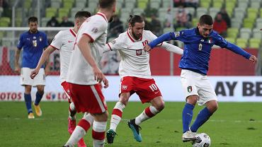 Poland Italy Nations League Soccer