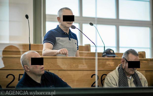"""Kłótnia na procesie śląskiej mafii. """"Przesiedziałem 20 lat za coś, czego do ku..y nędzy nie zrobiłem"""""""