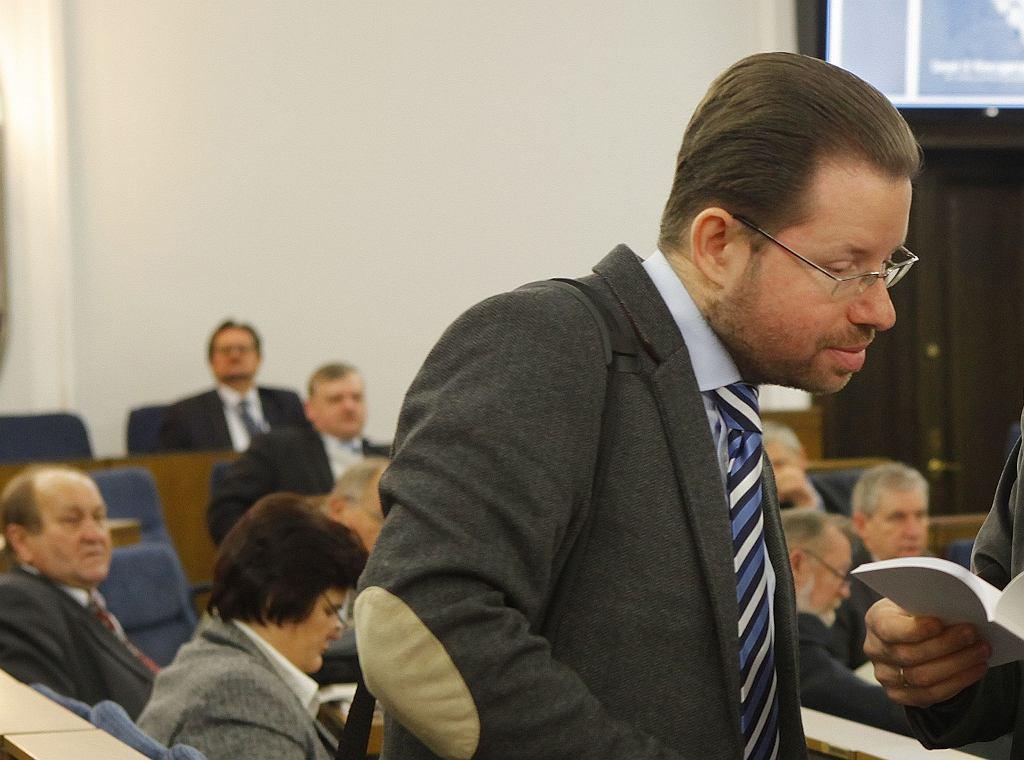 Dr hab. Jarosław Szymanek