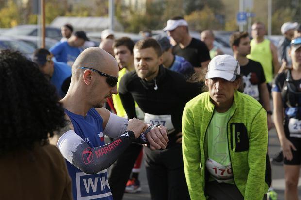 Zdjęcie numer 26 w galerii - Ponad 1200 biegaczy na starcie 37. Toruń Maraton, wygrał Łukasz Oskierko [ZDJĘCIA]
