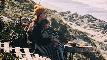 Marta z córką Mią