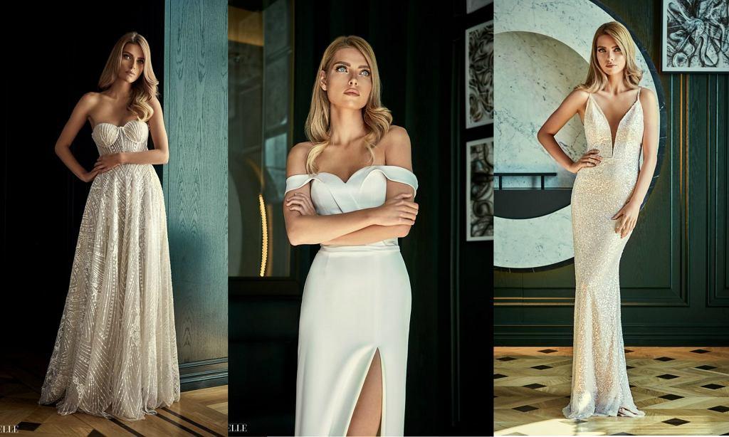 Suknie ślubne Laurelle 2019