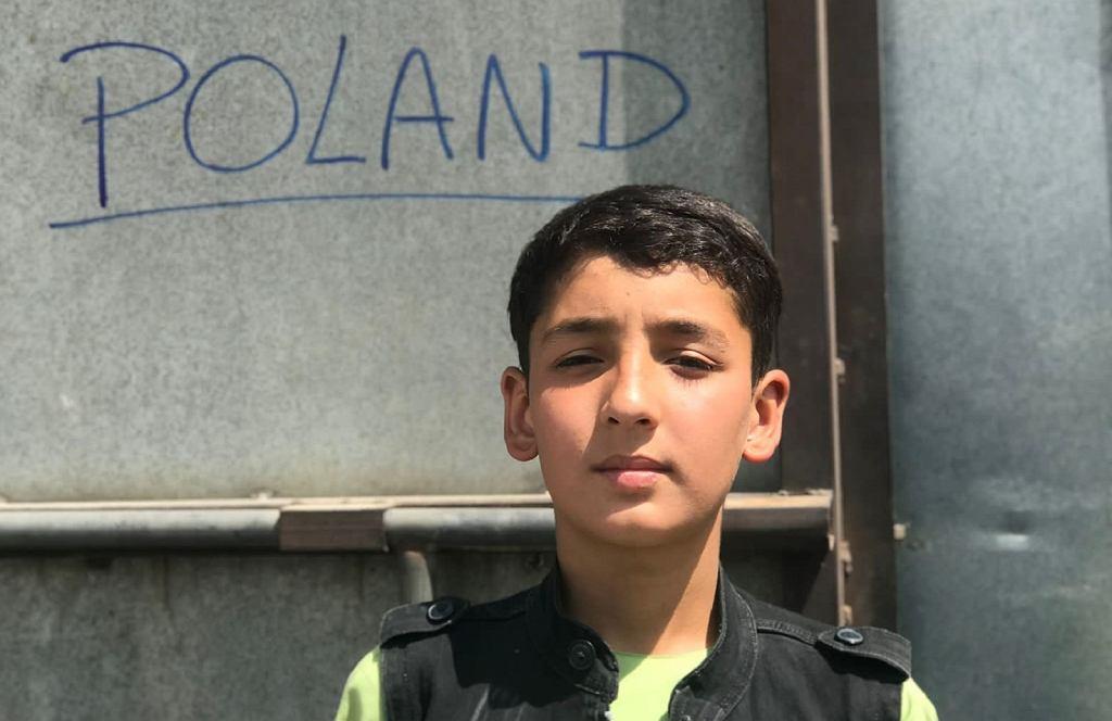 13-letni Fawad