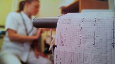 Zapalenie skórno-mięśniowe czasem prowadzi do subklinicznych zmian w sercu, obserwowalnych jedynie w zapisie ekg