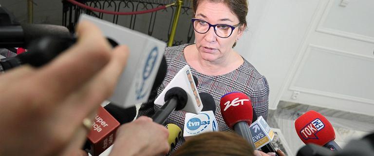 Mazurek: PiS zachowało się jak trzeba; nie będziemy bierni na insynuacje
