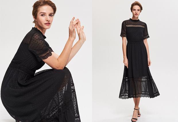 Sukienka Reserved na walentynki