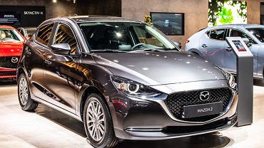 TOP 10 małych samochodów - Mazda 2. Zdjęcie ilustracyjne
