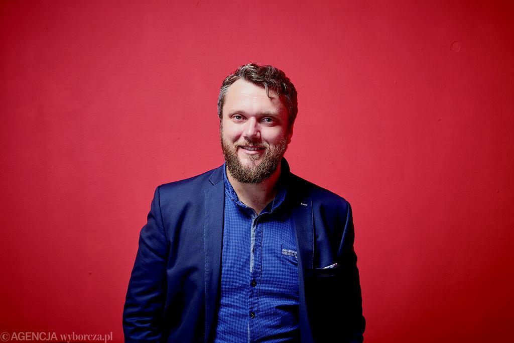 Adam Pawelczyk - organizator szybkich randek, speed-dates.pl