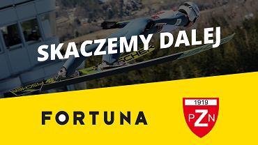Fortuna na dłużej sponsorem Polskiego Związku Narciarskiego