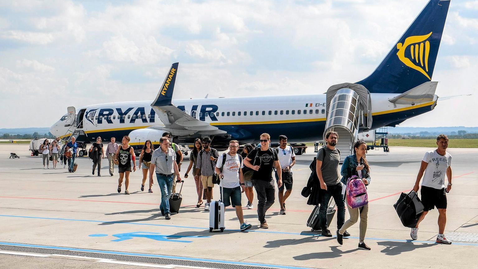 Ryanair zmienia letni rozkład lotów z Polski. Opóźni się niedawno zapowiadane połączenie