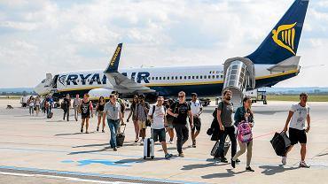 Zmiany w letnim rozkładzie lotów Ryanaira