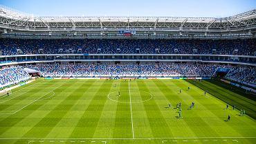 Otwarcie stadionu w Kaliningradzie na miesiąc przed rozpoczęciem Mundialu