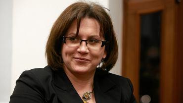 Małgorzata Sadurska z PiS