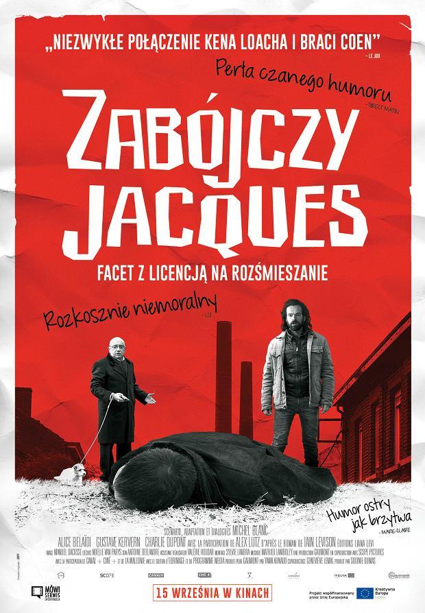 'Zabójczy Jacques', plakat