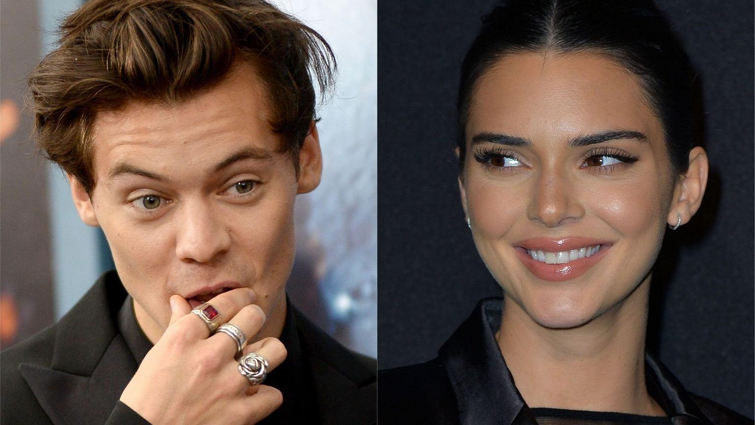 Harry Styles został spytany o związek z Kendall Jenner. Wolał zjeść rybią spermę, zamiast szczerze odpowiedzieć