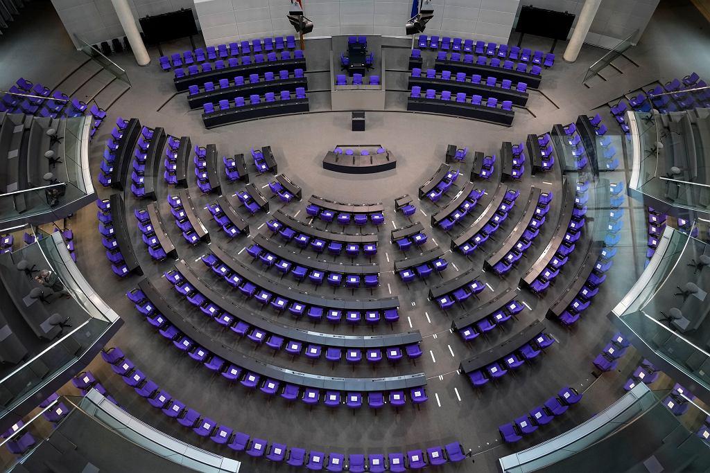 Bundestag - zdjęcie ilustracyjne