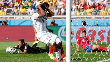 Kostaryka - Anglia 0:0