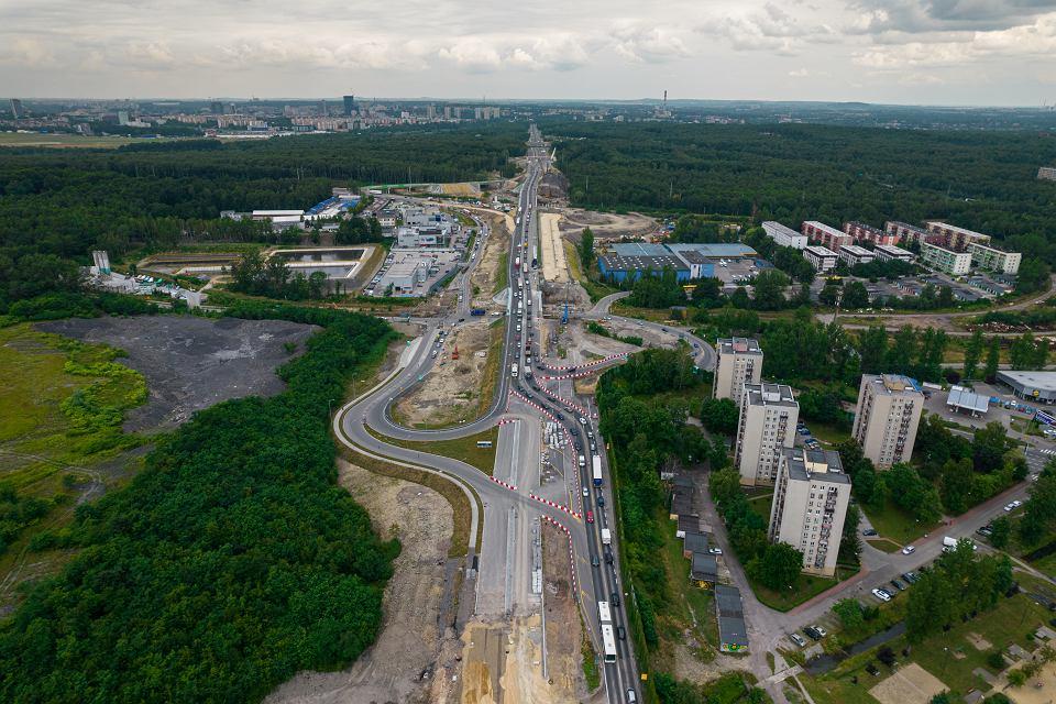 Skrzyżowanie DK86 z DK81 w Katowicach zostanie zmodernizowane