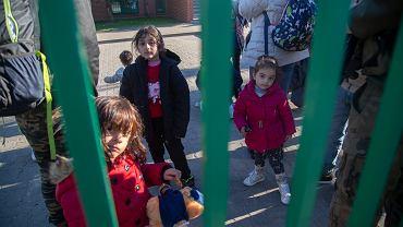 Migranci w Michałowie