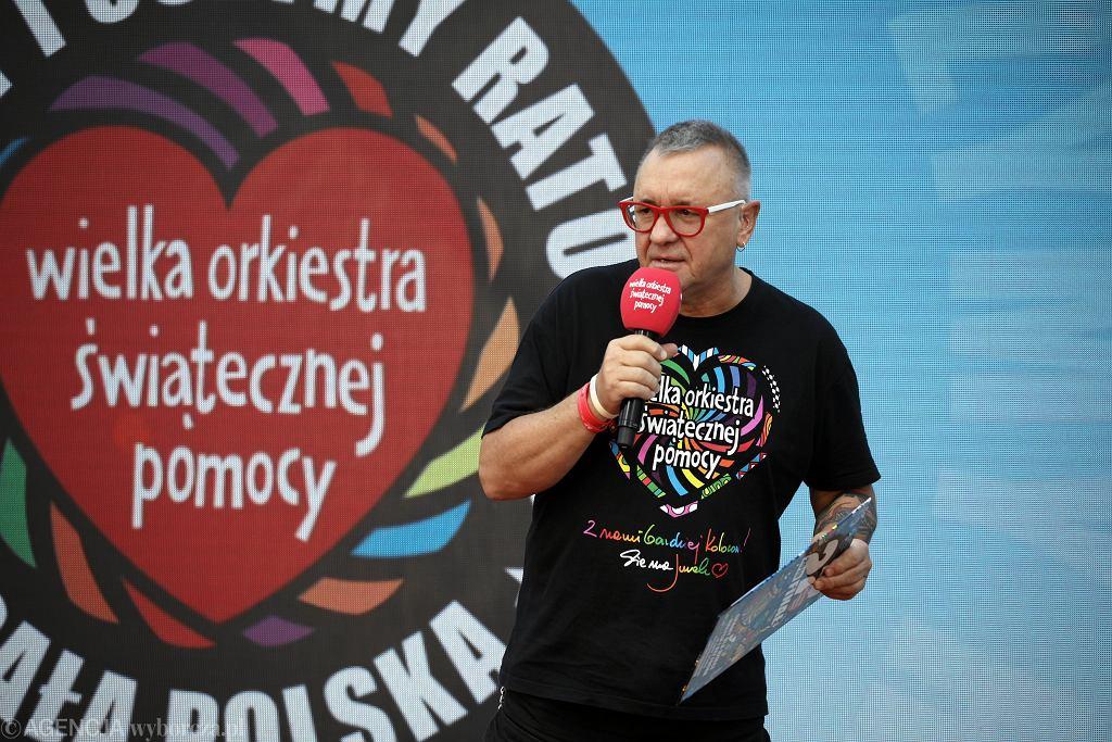 Jerzy Owsiak, WOŚP