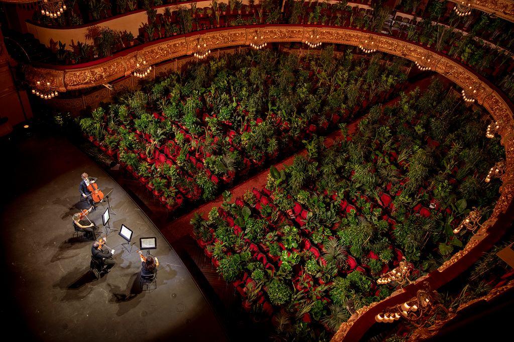 Próba w Gran Teatre