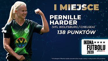 Pernille Harder Ikoną Futbolu 2020