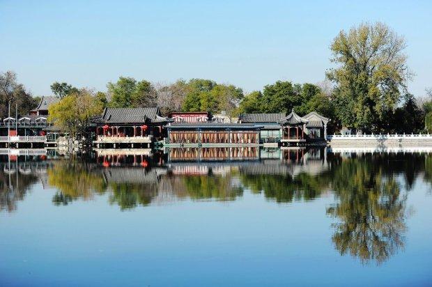 Jezioro Houhai/ Fot. Shutterstock