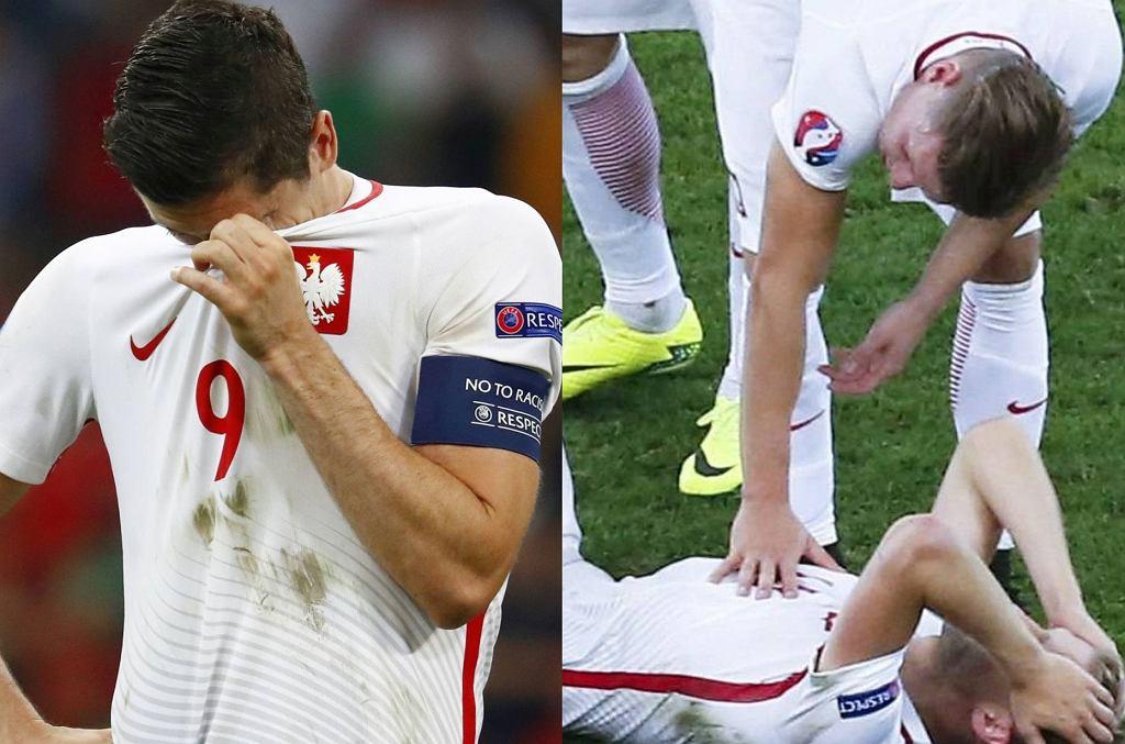 Polska po wyrównanej walce z Portugalią niestety musiała pożegnać się z półfinałem Euro 2016. Od zwycięstwa dzieliło nas niewiele, jednak nie odjeżdżamy z Francji w poczuciu klęski. To był turniej wielkich emocji, które po ostatnim meczu wzięły górę nad Biało-Czerwonymi. Choć nas kibiców rozpiera duma, dla nich znacznie trudniejsze było ostatnie zejście z murawy.