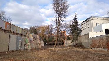 Rewitalizacja Łodzi. Trwają prace przy przebiciu między ul. Legionów i Ogrodową. Pasaż ma zostać oddany we wrześniu 2020 roku