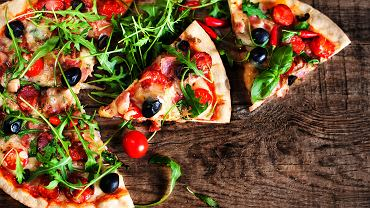 Pizza należy do najbardziej uzależniających potraw.