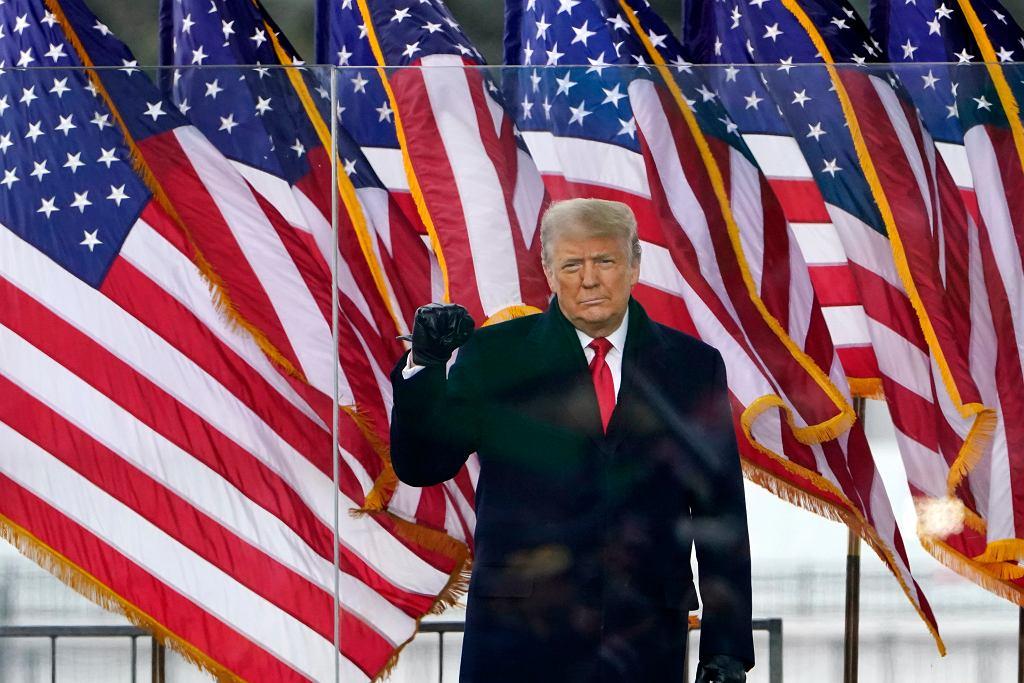 Twitter zawiesił konto Donalda Trumpa