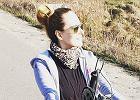 Niepełnosprawna Monika Kuszyńska na rowerze. Fani pełni podziwu: Czuć dobrą energię w powietrzu
