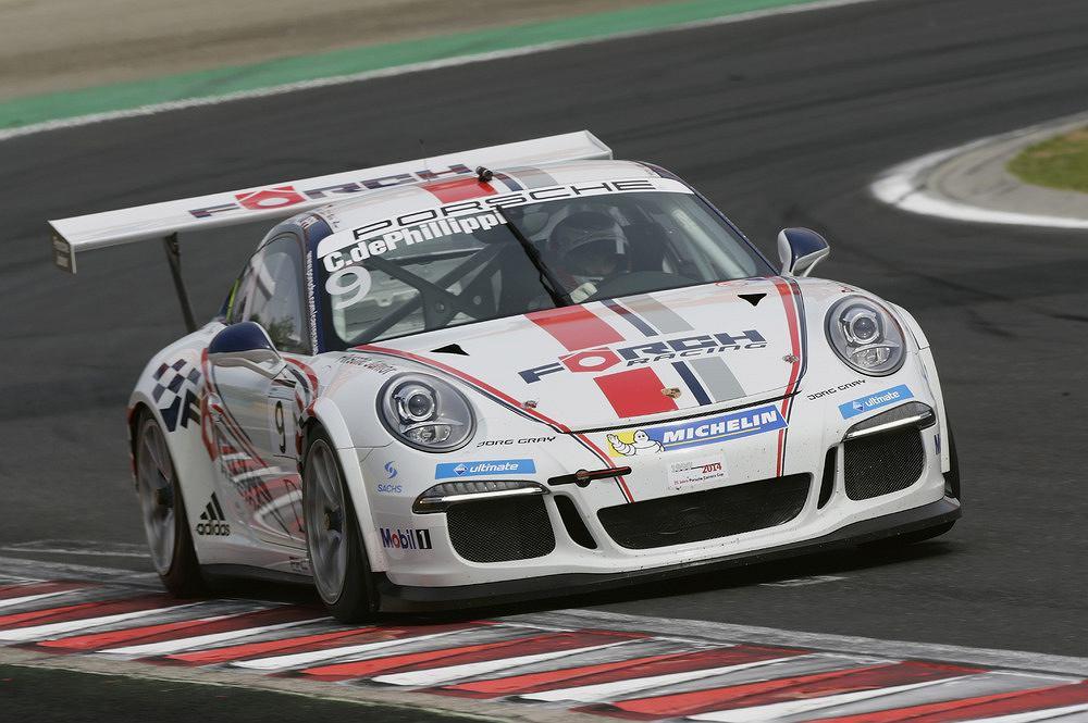 Porsche Carrera Cup Deutschaland