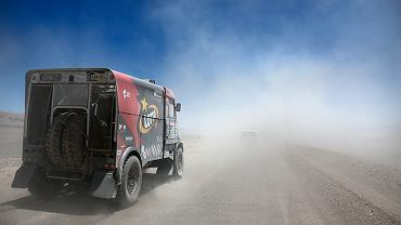 Ciężarówka LOTTO Team