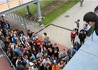 Rekrutacja na AWF w Poznaniu. Interweniowała policja