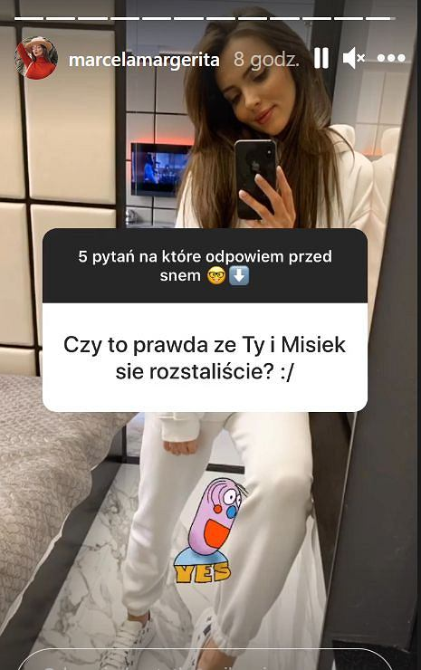 Marcela Leszczak potwierdziła rozstanie z Miśkiem Koterskim