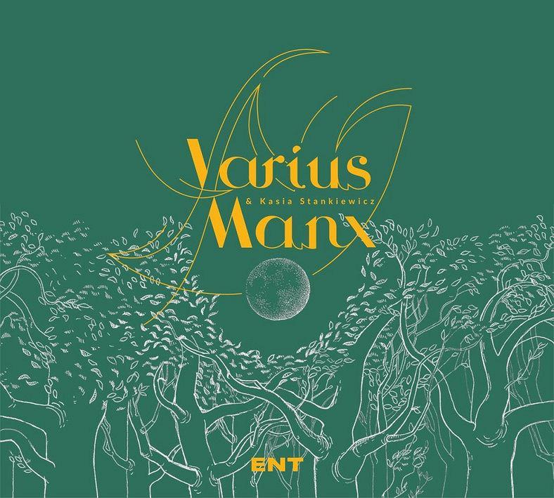 Varius Manx 'Ent' okładka