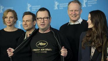 Ekipa ''Nimfomanki'' na Berlinale