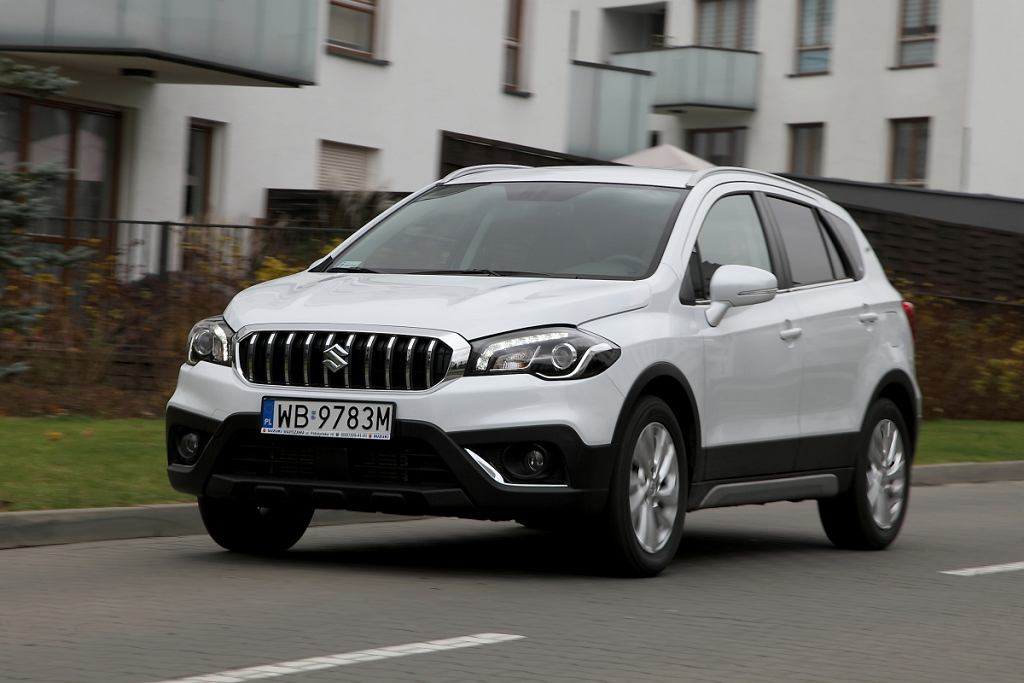 Suzuki SX4 S-Cross 1.0 BoosterJet AllGrip