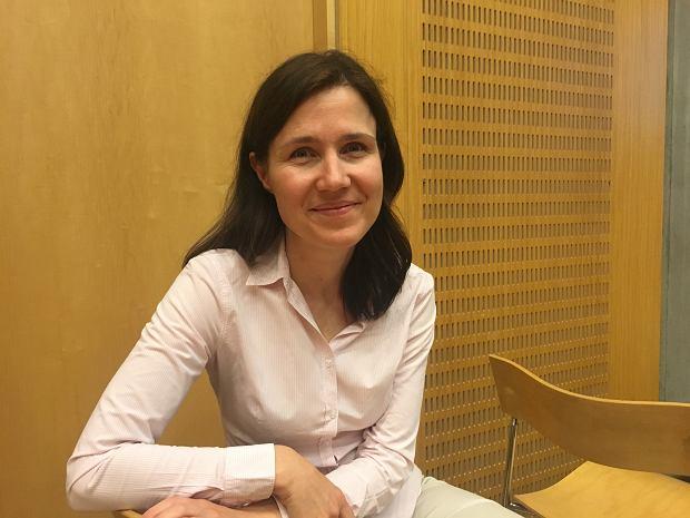 Dr Ewa Miśko-Wąsowska w sobotę opowiadała o przyczynach bólu brzuszka u dzieci i o ząbkowaniu, a w niedzielę zaprasza na wykład o śnie dzieci